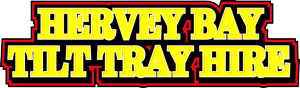 Hervey Bay Tilt Tray Hire